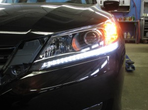 13 LED wedge bulb for 2013 and up Honda Accord models