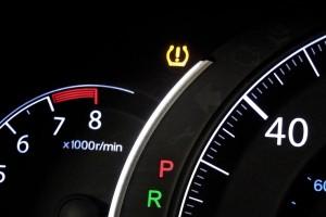 Honda TPMS Monitoring System