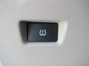 TPMS Calibration Button