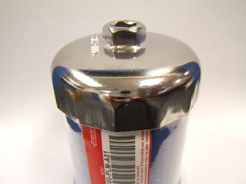 Honda Pilot Accessories >> Genuine Honda Oil Filter Wrench (65mm) - 07AAA-PLCA100