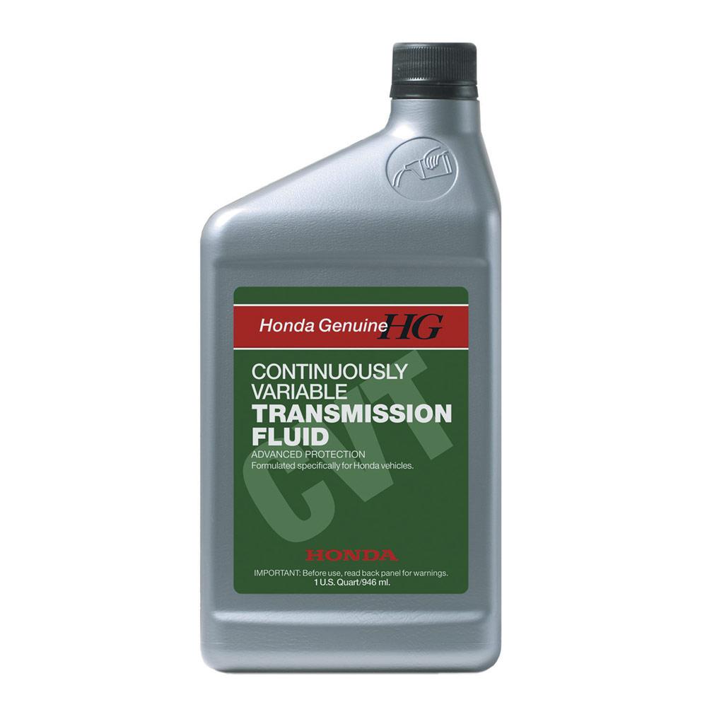 honda cvt fluid