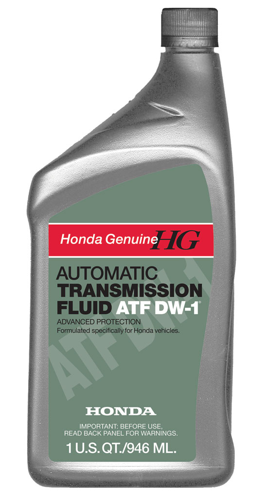 Honda ATF DW-1 Transmission Fluid - 08200-9008