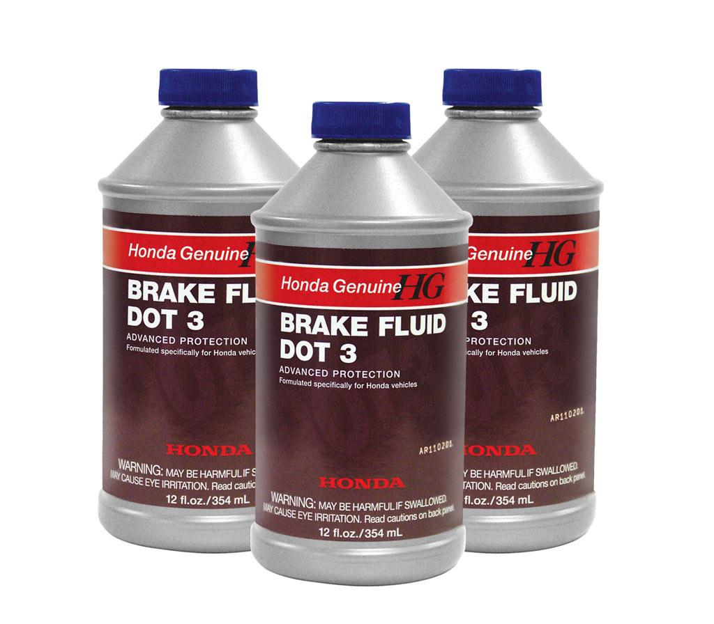 Honda Brake Fluid  087989008
