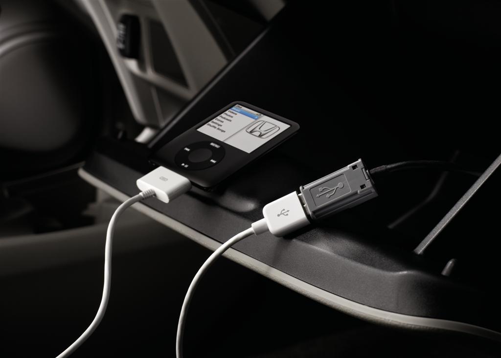 2013 Honda Crv For Sale >> Honda USB Adapter - 08A28-0K1-INS