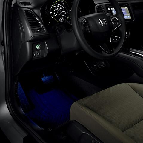 2016-2017 Honda HR-V Interior Illumination Kit - 08E10-T7S-100