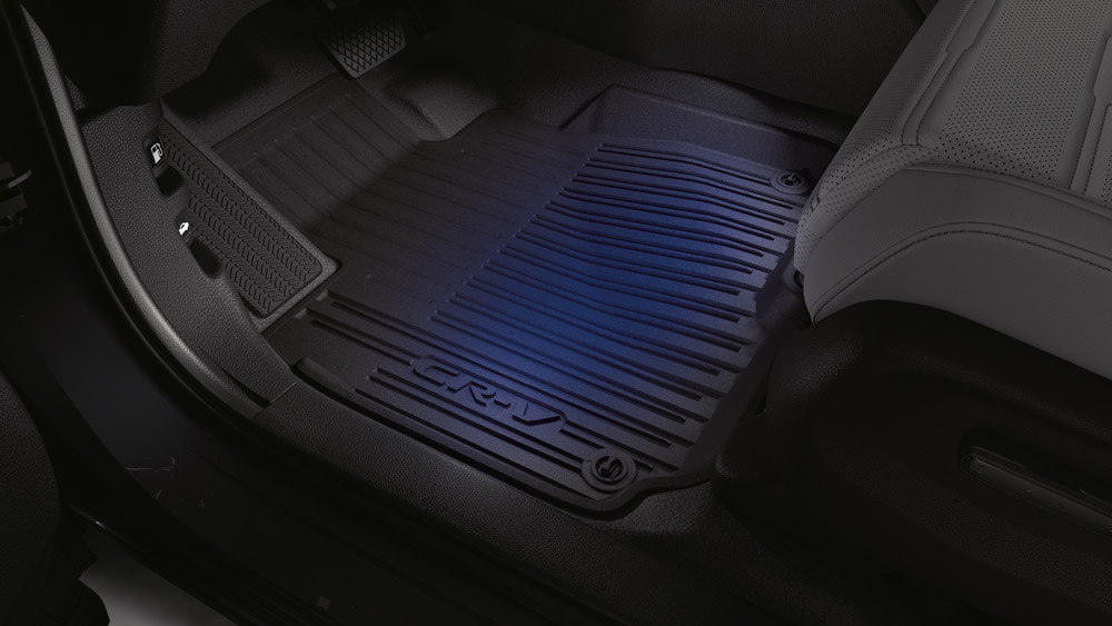2017 2018 Honda Cr V Interior Illumination Kit 08e10 Tla 100
