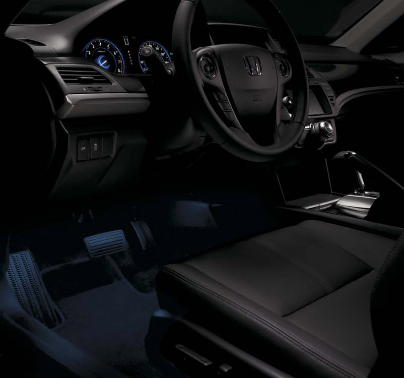 2013 2015 honda crosstour interior illumination kit ex l - 2015 honda accord interior illumination ...