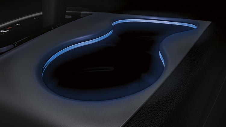 honda cup holder interior illumination tg7 kit accessories pilot 110a parts