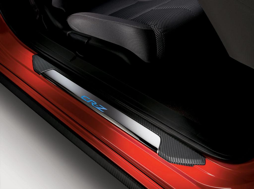 2012 Honda Accord For Sale >> 2011-2015 Honda CR-Z Illuminated Door Sill Trim - 08E12-SZT-100