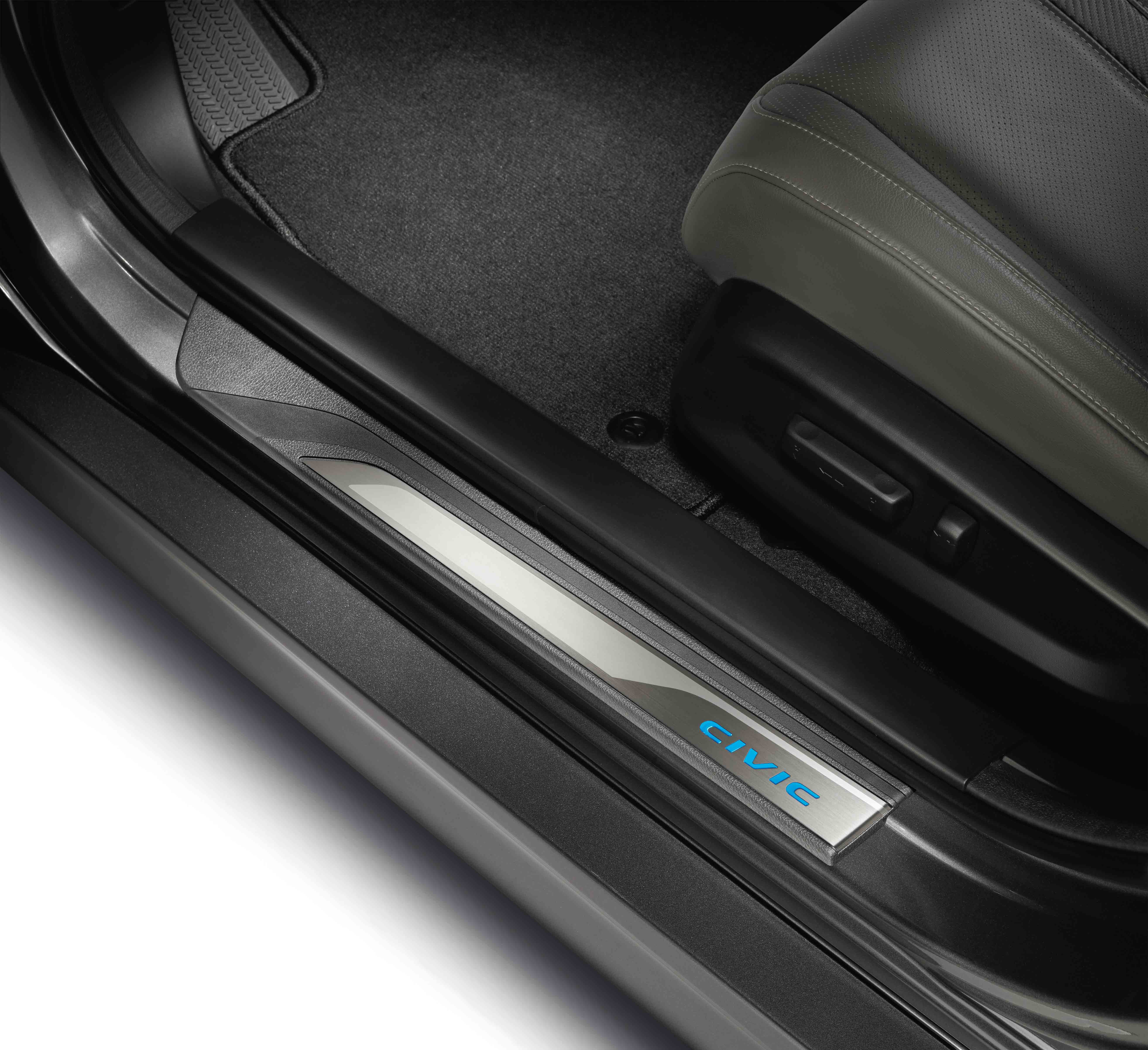 2016-2019 Honda Civic Illuminated Door Sill Trim - 08E12 ...
