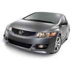 2009 2011 Genuine Honda Civic Coupe Hfp Accessories