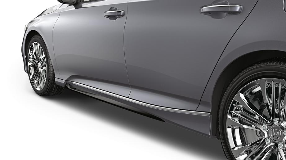 2018-2019 Honda Accord Side Underbody Spoilers - 08F04-TVA