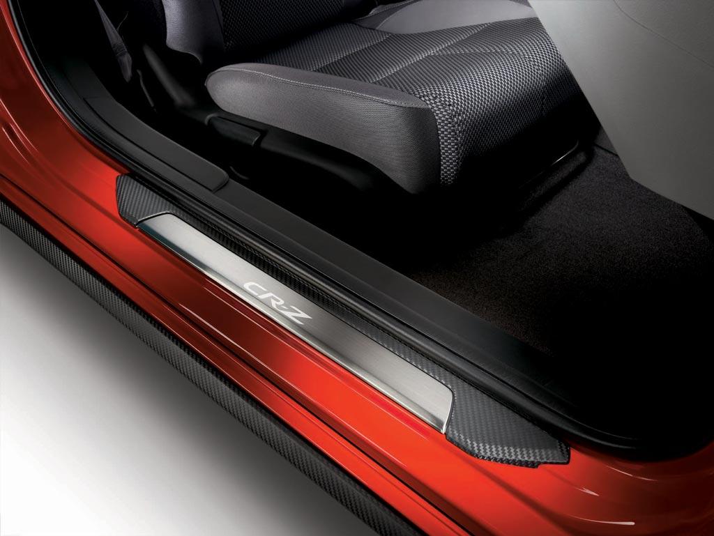 2011 2016 Honda Cr Z Door Sill Trim 08f05 Szt 100
