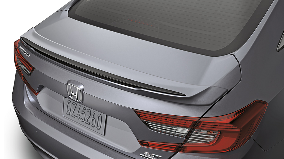 2018-2019 Honda Accord Trunk Spoiler - 08F10-TVA