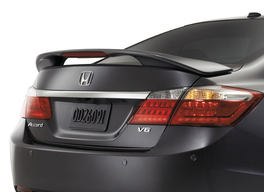 2013-2017 Honda Accord 4dr Wing Spoiler