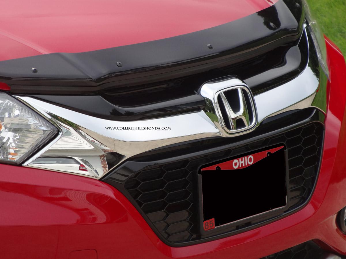 2016-2018 Honda HR-V Sport Grille - 08F21-T7S-100