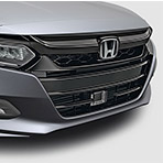 2018 Honda Accord Chrome Grille Accent 08f21 Tva 100a