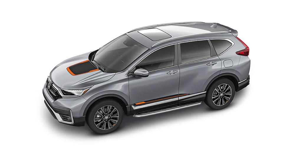 2017 Honda Crv For Sale >> 2020 Honda CR-V Graphics Package - 08F30-TLA