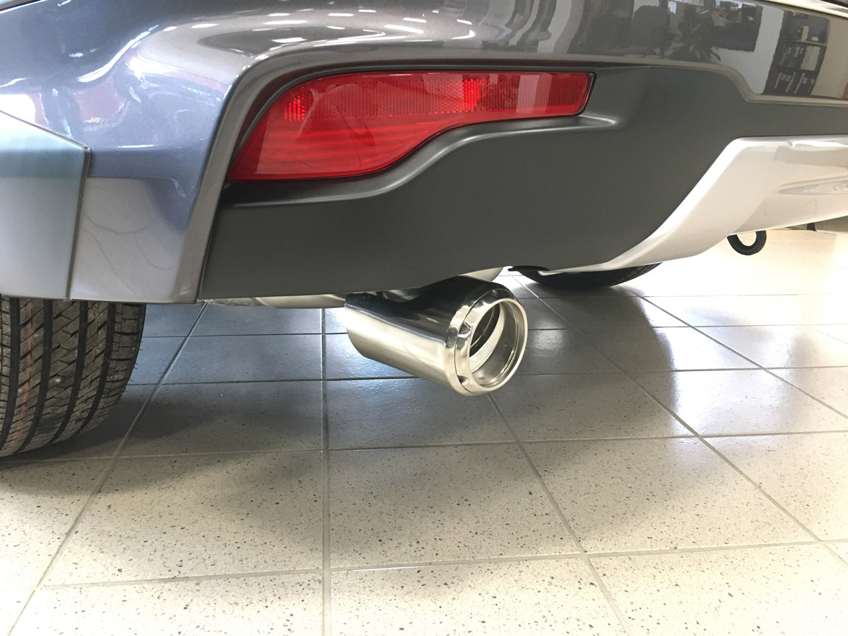 2017-2019 Honda CR-V Sport Exhaust Finisher (each) - 08F53 ...