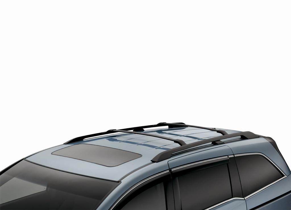 2011 2017 Honda Odyssey Crossbars 08l04 Tk8 102