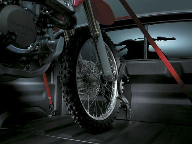 honda ridgeline motorcycle wheel guide  sjc