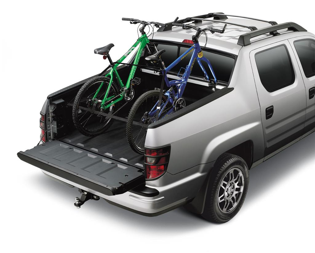 2006 2014 Honda Ridgeline Bed Mount Bike Attachment