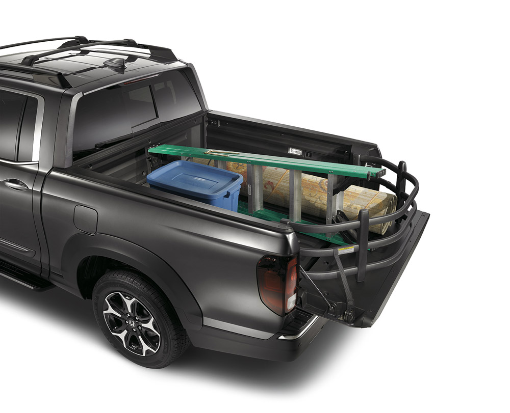 2017 2019 honda ridgeline bed extender 08l26 t6z 101. Black Bedroom Furniture Sets. Home Design Ideas