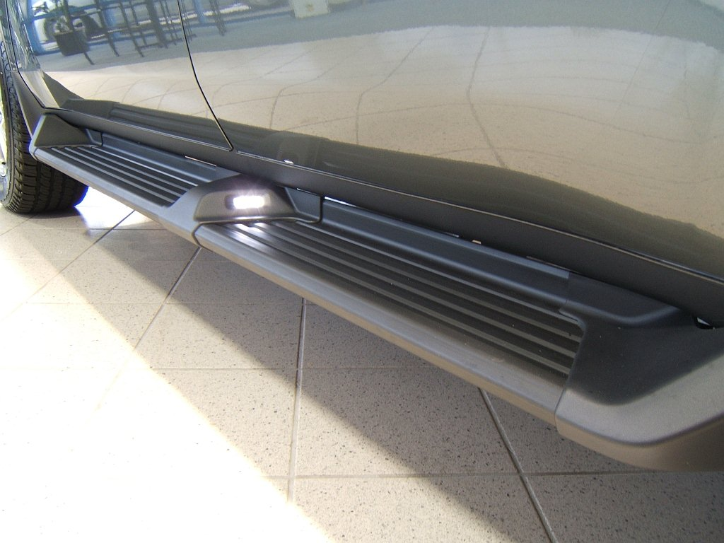 Honda State College >> 2009-2015 Honda Pilot Running Boards w/Lights - 08L33-SZA-100C