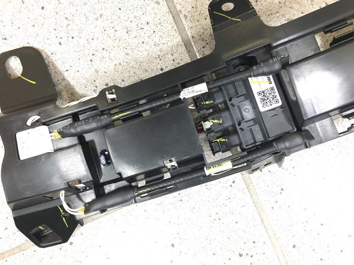Honda Pilot Towing >> 2019-2021 Honda Pilot Hands Free Tailgate Trailer Hitch Adapter - 08L91-TG7-100C