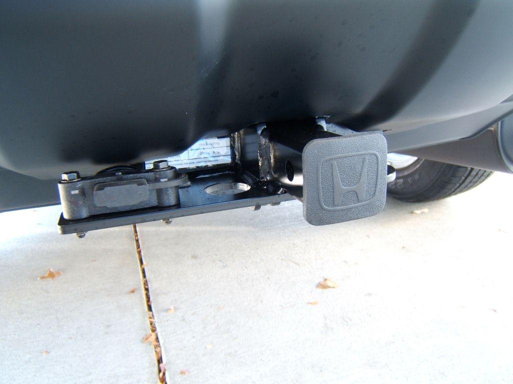 2007 2011 Honda Cr V Trailer Hitch 08l92 Swa