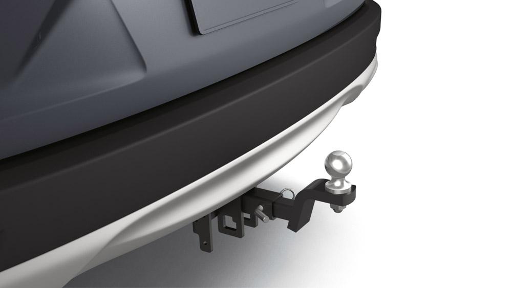 2017-2018 Honda Cr-v Trailer Hitch Kit