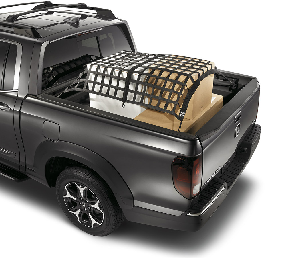 2009 Honda Civic For Sale >> 2017-2019 Honda Ridgeline Bed Cargo Net - 08L96-T6Z-100A