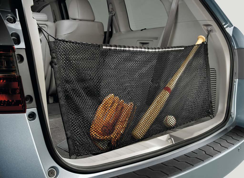 cargo honda odyssey trunk rear accessories tk8 genuine parts nets interior graphics collegehillshonda oem cargonet number