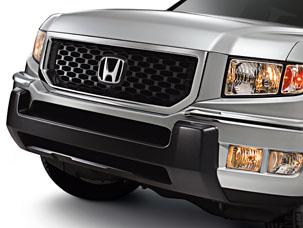 2009 2014 Honda Ridgeline Front Lower Trim 08p01 Sjc 100a