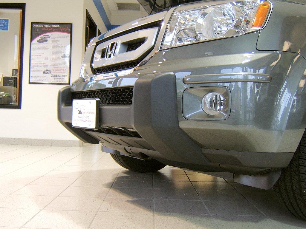 2009 2011 Honda Pilot Front Lower Trim 08p01 Sza 100