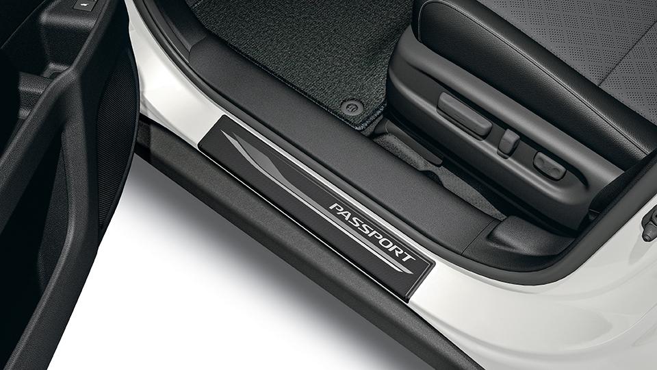 Honda Pilot Towing >> 2019-2020 Honda Passport Door Sill Protection Film - 08P04-TGS-100
