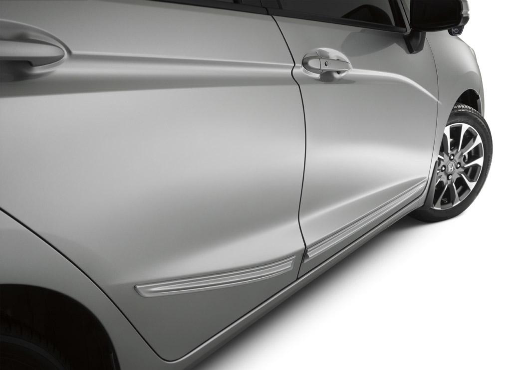 2015 2019 Honda Fit Body Side Moldings 08p05 T5a