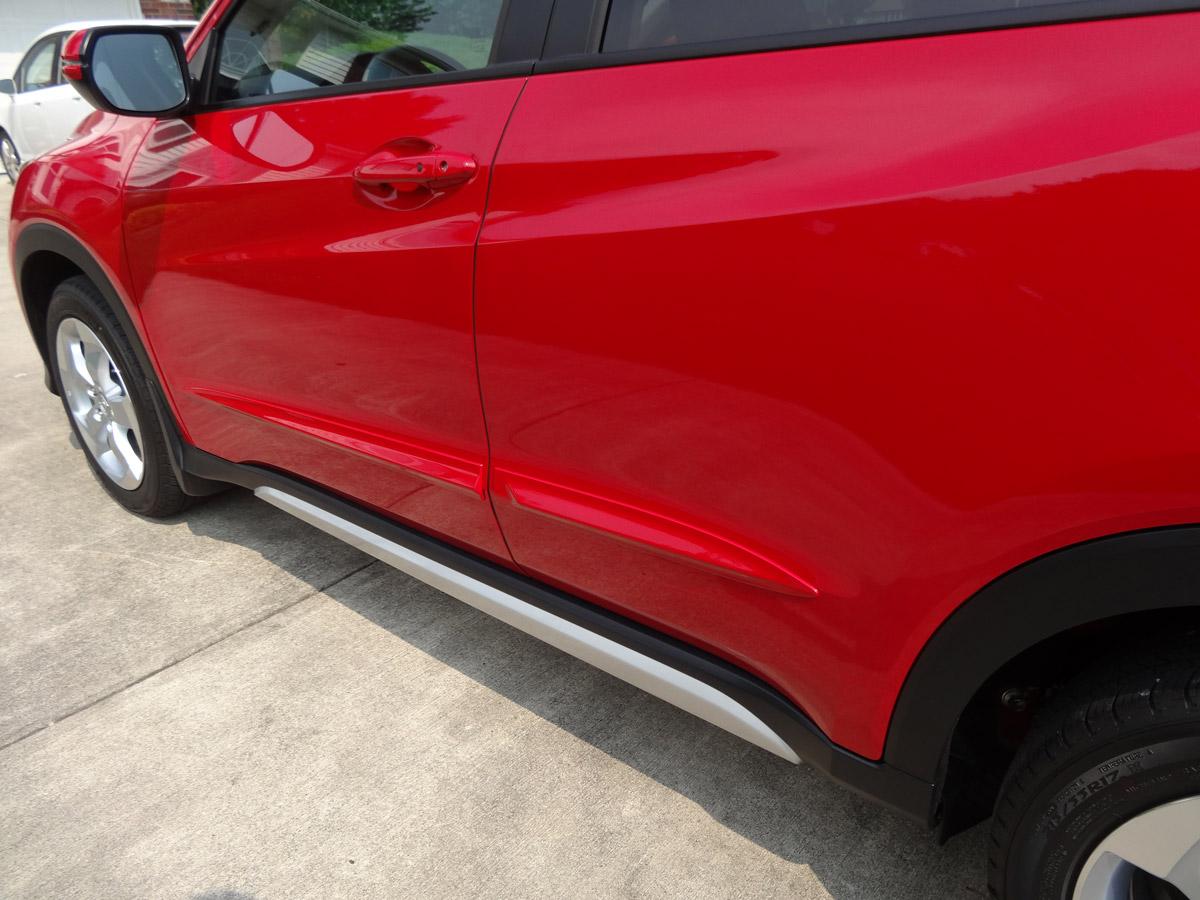 2016-2019 Honda HR-V Body Side Moldings - 08P05-T7S