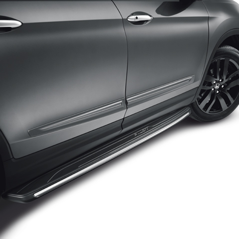 2016-2018 Honda Pilot Body Side Moldings - 08P05-TG7