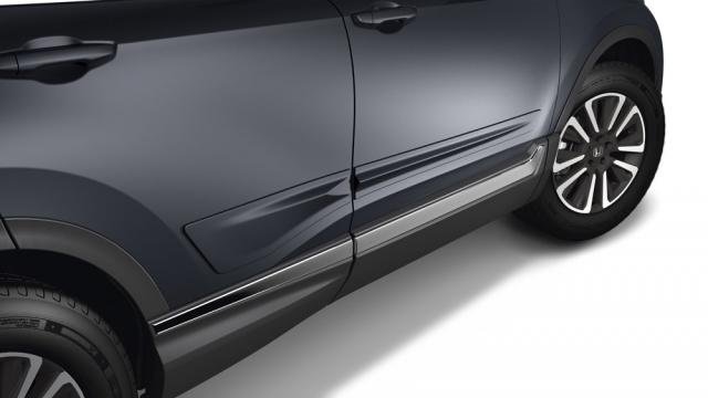 2017 2021 Honda Cr V Body Side Moldings 08p05 Tla