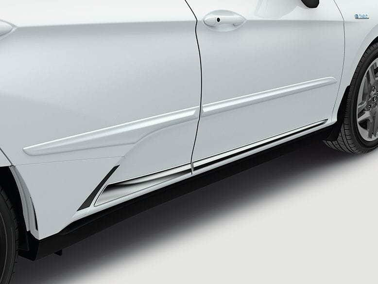 Honda Hybrid Cars >> 2018-2019 Honda Clarity Body Side Moldings - 08P05-TRT