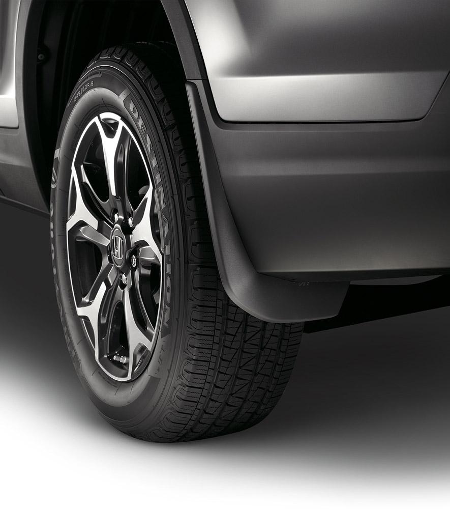 2019 Honda Accord >> 2017-2019 Honda Ridgeline Rear Splash Guards - 08P09-T6Z-100