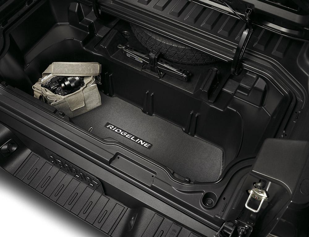 2017 Honda Odyssey >> 2017-2020 Honda Ridgeline Trunk Carpet - 08P11-T6Z-100