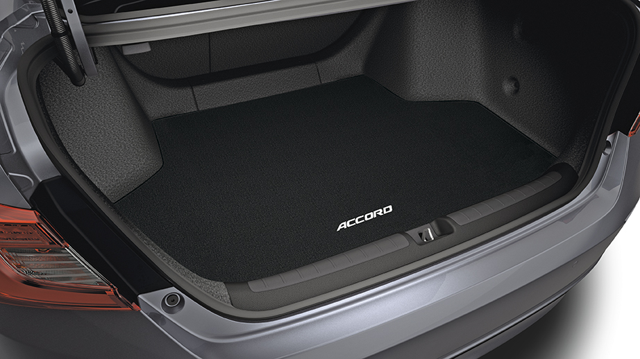 2018 Honda Accord Trunk Carpet 08p11 Tva 120
