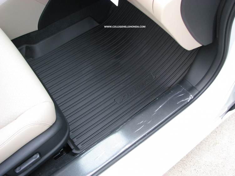 New Honda Accord High Wall All Season Floor Mats