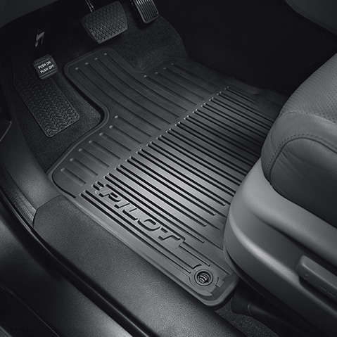 2016-2019 Honda Pilot All Season Floor Mats - 08P17-TG7-101