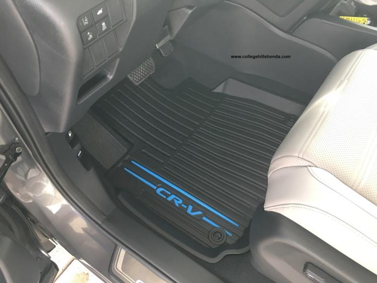 Honda hrv 2017 floor mats