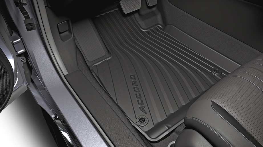 2018 Honda Accord All Season Floor Mats 08p17 Tva 100