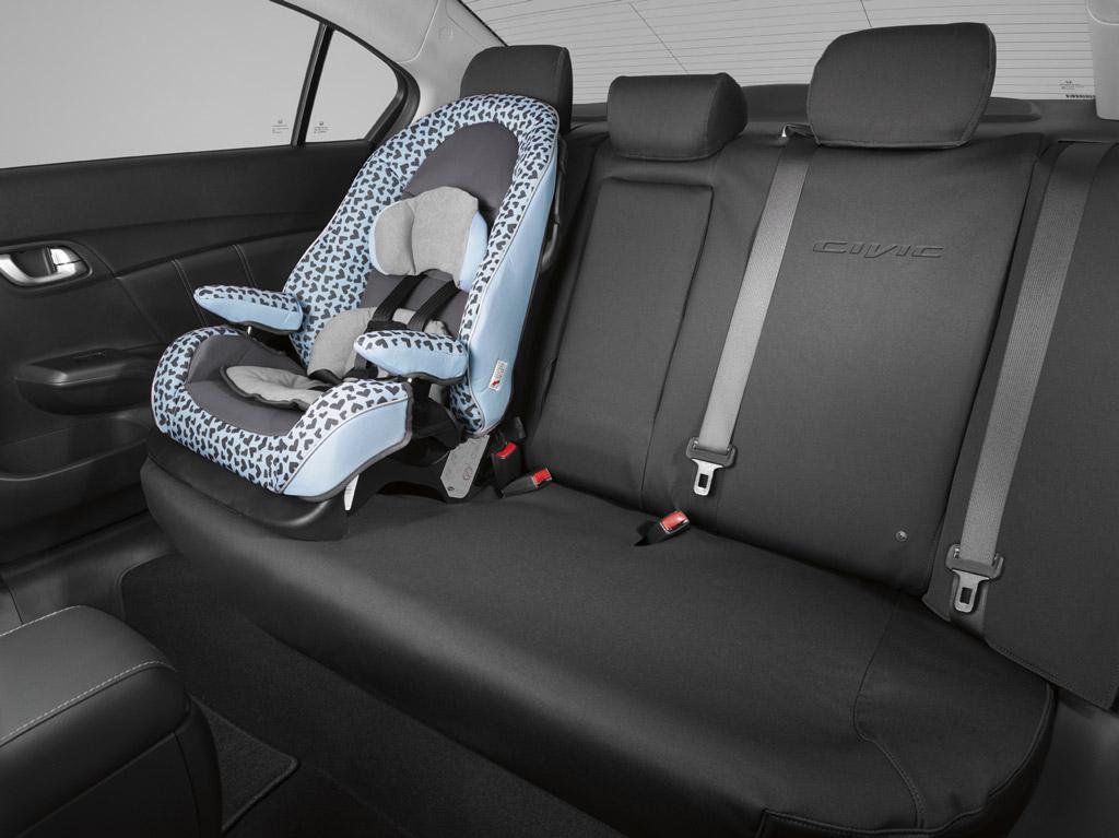Used Honda Hrv >> 2014-2015 Honda Civic 4dr Rear Seat Cover - 08P32-TR0