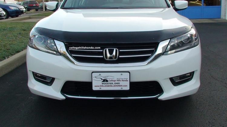 Anyone Have A Bug Deflector Drive Accord Honda Forums